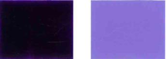 रंगद्रव्य-बैंगनी - २ 23 रंग