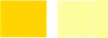पिग्मेन्ट-पहेंलो १ 180०-रंग